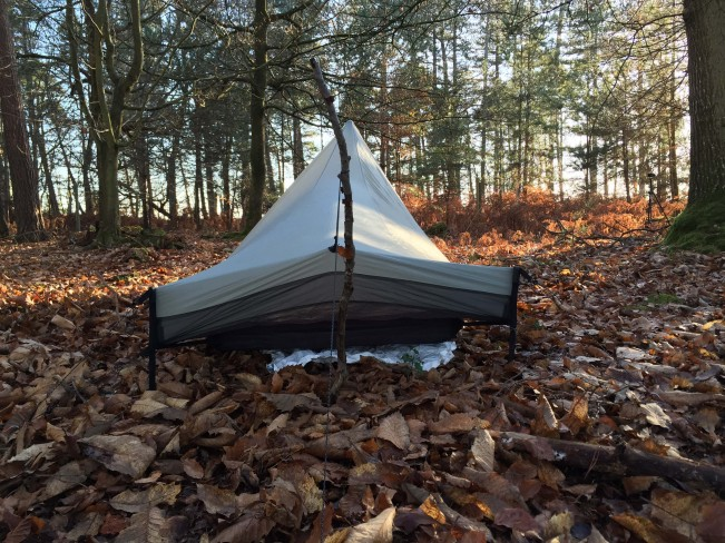 IMG_0410 & A Dependable Classic - The Tarptent Contrail Review | Keith Foskett