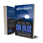 Balancing on Blue on Offer until 26th May