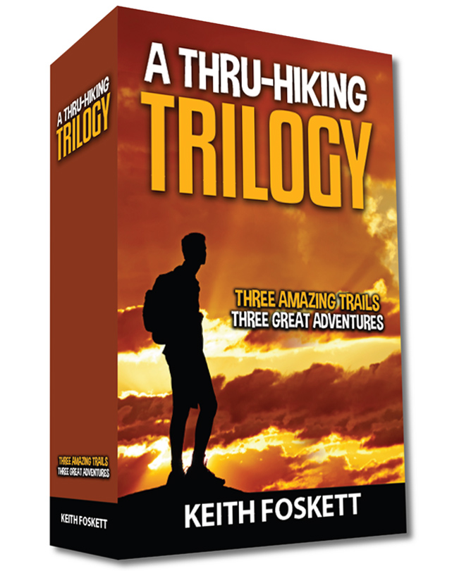 A Through Hiking Trilogy Book Cover