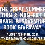 Presenting Two Fantastic Travel & Adventure E-Book Giveaways