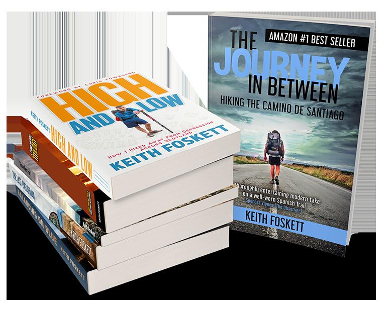 Keith Foskett Book Stack