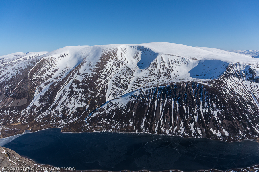 Braeriach & Loch Einich, photographed during the making of the Cairngorms In Winter film