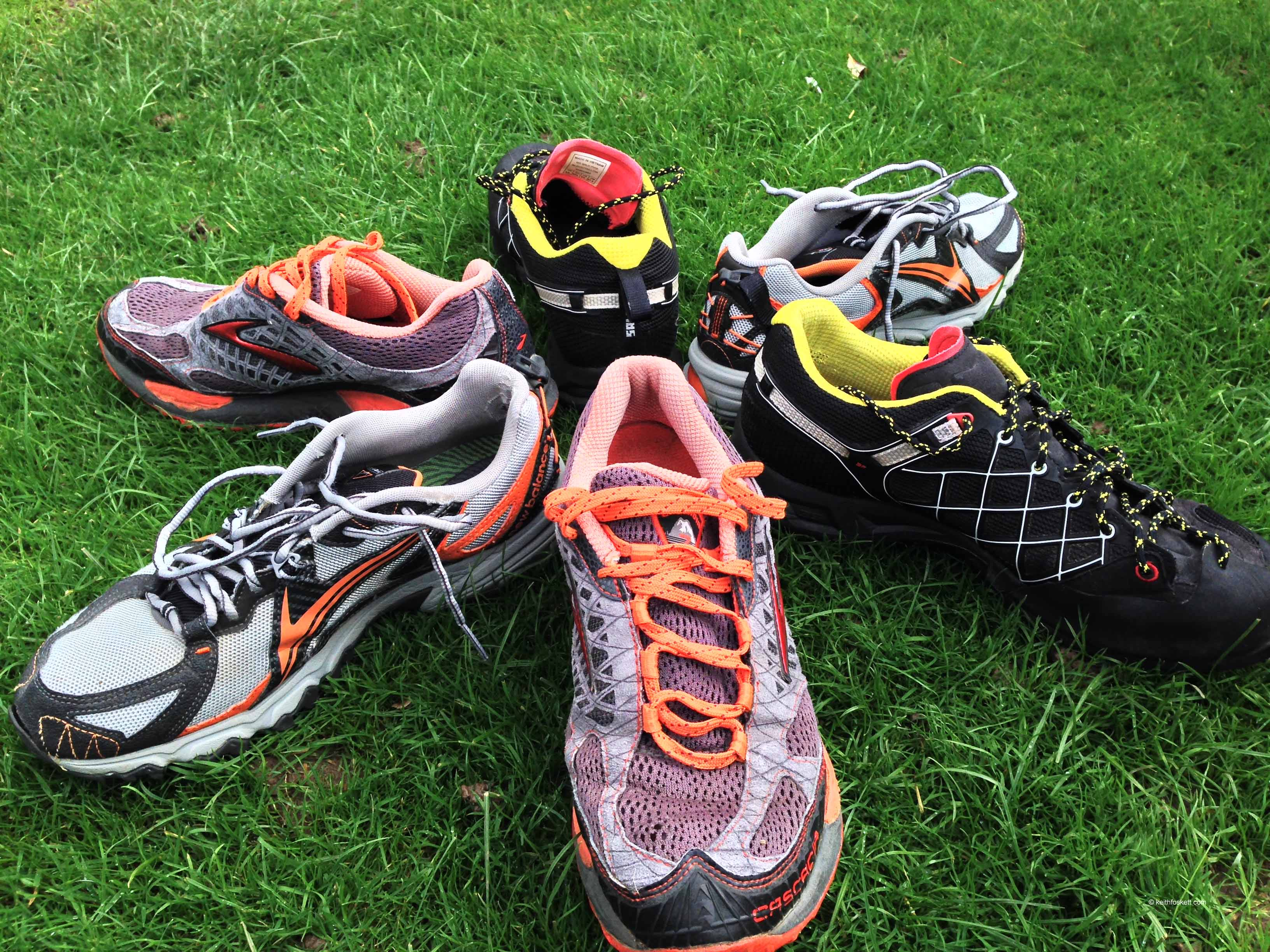 Three Shoe Review by Keith Foskett