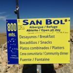 El Camino de Santiago Part 5 – Peach Cake, Kindness, Nuns and Shadows