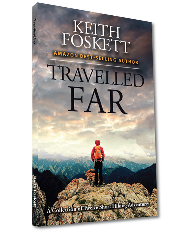 Travelled Far Book Cover
