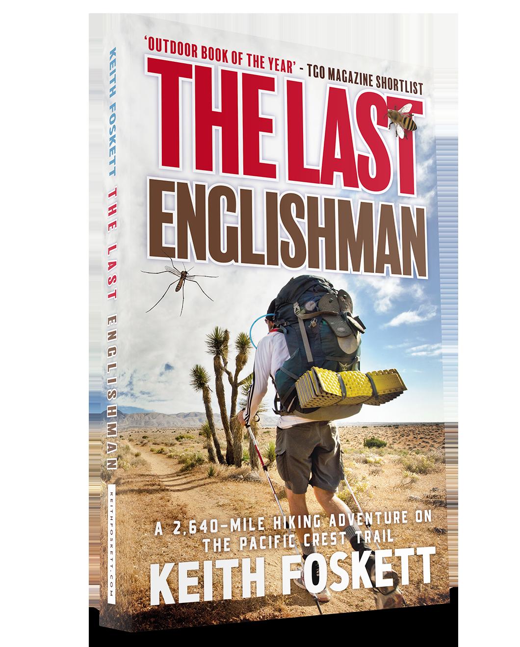 The Last Englishman Book Cover